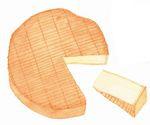 白は、アルザスのリースリング。チーズは、もちろんマンステールで決まり!